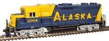 Locomotives peints multicolores Atlas pour modélisme ferroviaire à l'échelle HO