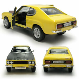1970 Ford Capri RS2600 1/32 Scale Model Car Metal Diecast Toy Collectible Gift