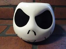 NIGHTMARE BEFORE CHRISTMAS Coffee Mug Cup JACK Skellington Head NEW