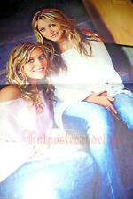 German Olsen Twins Poster for your collection DIN A3