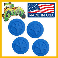 GRIP-IT Thumbstick Cover Cap Grip Playstation PS3 PS4 Xbox One Controller 4xBlue