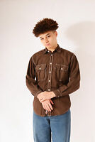 Vintage Levi's Casual Shirt Brown (S)