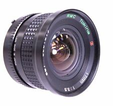 RMC TOKINA II 17mm f/3.5 Nikon AI Mount Camera Lens  - W19