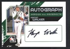 KEENYN WALKER 2011 IN THE GAME SILVER HEROES PROSPECTS #AKW AUTOGRAPH CHICAGO SP