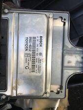 Toyota Yaris 1.0 Vvti 03-05 Complete Ignition Barrel Ecu 89661-0D212 Lock Set