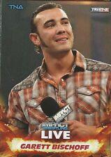 Garett Bischoff 2013 Impact Wrestling Live Trading Card #59 TNA