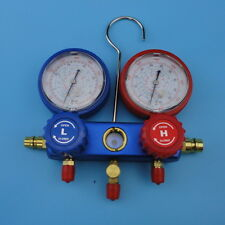 AC Refrigeration Kit A/C Manifold Gauge Set R12 R22 R134a 410a R404z Sell Well