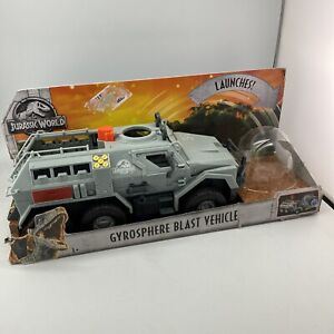 2018 Mattel Jurassic World II Fallen Kingdom Gyrosphere Missing Vehicle New
