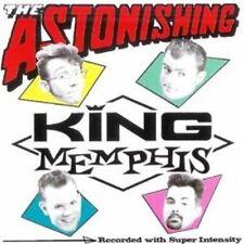 KING MEMPHIS Astonishing King Memphis CD Rockabilly CD American US Nervous new
