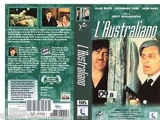 L' Australiano (1978) VHS  Lanterna Video  Alan BATES