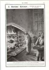 1910 Historic Kitchen Wolsey Oxford Mechanical Spits