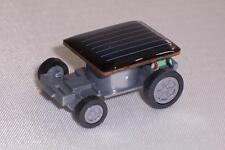 GO BUGGY SOLAR POWERED MINI RACE CAR GADGET TOOL SUN POWER GRAY BLACK