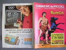 CORRIERE DEI PICCOLI n. 43 - 27/10/1968 - ANNO LX - QUASI OTTIMO