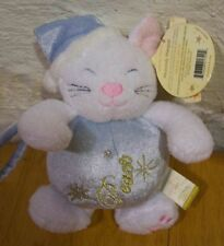 "First & Main HEAVENLY HANGUP CAT 7"" Stuffed Animal NEW"