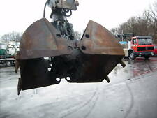 Zwei Schalengreifer HGT 1000mm Breite für alle Bagger 15-30t.   2003