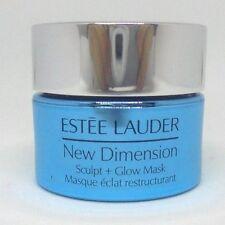 Estee Lauder New Dimension Sculpt + Glow Mask ~ .5 oz ~