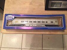 Model Power Ho Scale Burlington Diner Train Car Pmi Product Excellent