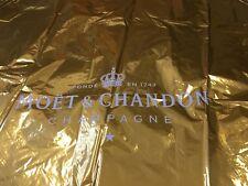 3x Moet Chandon Imperial Gold Riesen Ballon Balloons Champagner Deko NEU OVP