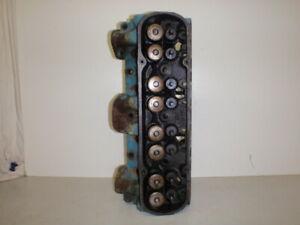 1965 PONTIAC GTO TRI-POWER RAMAIR CYLINDER HEAD PART # 486877