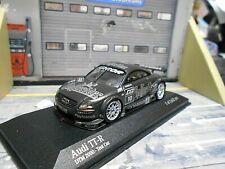 AUDI TT R TT-R 2000 DTM #10 Abt Hasseröder TESTCAR black schwarz Minichamps 1:43