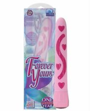 California Exotic Novelties Forever Yours Water Proof Massager Vibrator Pink