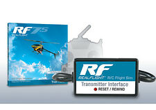 Great Planes GPMZ4525 RealFlight 7.5 w/ Wired Interface RC Flight Simulator