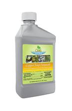 Natural Guard Copper Soap Fungicide Concentrate 16 oz octanoate blight leaf curl