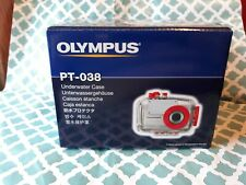Olympus PT-038 Underwater Camera Case For  FE-280/X-820/C-520 & FE-230/X-790