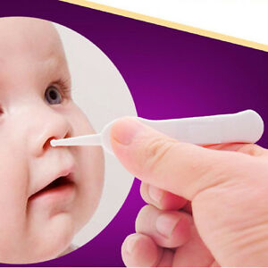 Baby's Clean Tweezer Ear Nose Navel Cleaner Remover Plastic Forcep Body Care `hw
