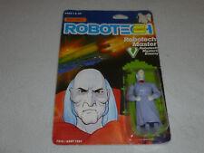 NEW ON CARD MATCHBOX ROBOTECH MASTERS ENEMY ZENTRAEDI FIGURE 1985 VINTAGE NOC >>