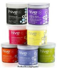 HIVE Wax TUB Pot - Honey Tea Tree Sensitive Strong Creme Lavender Berry Vegan