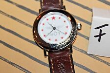 COOL VINTAGE Boy London Wrist Watch WORKS F77