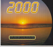 NEW ZEALAND STAMP SET FDC 2000 PRESENTATION PACK FIRST TO SEE THE MILLENNIUM