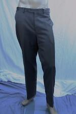 Authentic  Canali  Men's dress flat front wool pants US 36 Made in Italy