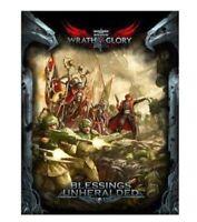 Warhammer 40K: Wrath & Glory Blessings Unheralded (BOOK) - ULIUNAWGP2