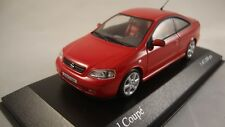 Minichamps 430049125 OPEL COUPE - 2000 - RED L.E. 1008 pcs. 1:43