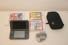 Spielkonsole Nintendo 3DS XL New inkl. 3 Spiele