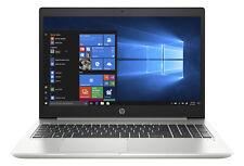 "HP ProBook 450 G7 15.6"" Non-Touch (256GB SSD + 1TB HDD, Intel Core i5 10th Gen., 4.20 GHz, 8GB, Windows 10 Pro, LTE+) Laptop - Pike silver plastic - 9UQ58PA"
