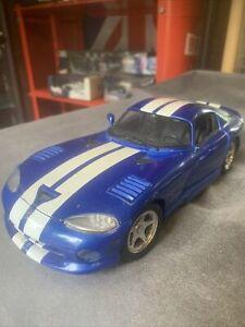 Dodge Viper GTS Maisto Special Edition 1:18 Scale Die Cast Model