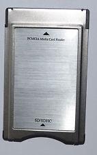 PCMCIA SDHC Secure Digital Media Lecteur de Carte Adaptateur pour COMAND APS