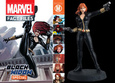 Marvel Fact Files Black Widow Special, Brand New Figurine, Original Packaging