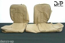 ✔DAP 03-05 RANGE ROVER HSE #1 REAR SEAT SEATS SKIN COVER UPPER AND LOWER
