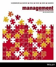 Management Foundations and Applications 2E Asia Pacific+istudy Card Version 3+As