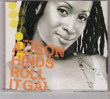 (GR20) Alison Hinds, Roll It Gal - 2007 DJ CD