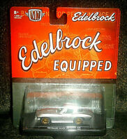 M2 MACHINES ELDELBROCK 1966 CHEVROLET CORVETTE 427 R70 20-43 DIECAST
