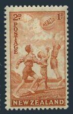 New Zealand B16,hinged.Michel 266.Health 1940.Children at play.