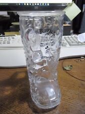 Disneyland Buffalo Bill's Wild West Show Boot shaped Tankard / Glass. Mickey Mou