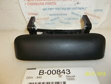 00 01 02 03 04 05 06 07 08 09 10 11 FORD RANGER TAILGATE HANDLE BLACK TEXTURED
