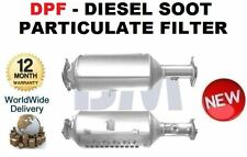 FOR VOLVO S40 2 2.0 D SALOON 2004   NEW DPF DIESEL SOOT PARTICULATE FILTER