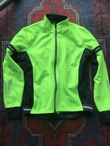 Hi Vis Winter Thermal Jacket Large